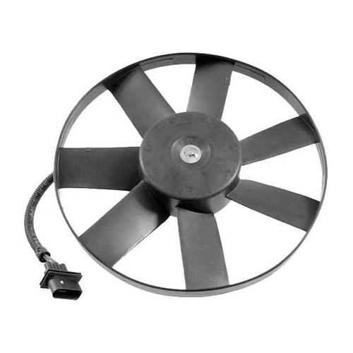 ventilateur de radiateur 345 mm pour audi a3 8l sans climatiseur 6e0959455a 6e0 959 455a. Black Bedroom Furniture Sets. Home Design Ideas