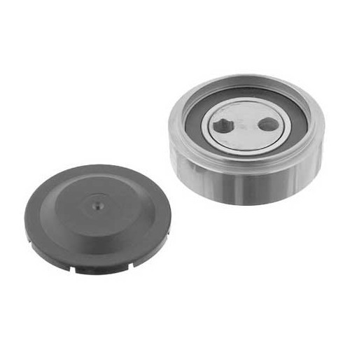 Air conditioning belt tensioning roller for Audi A4 (B5, B6) and A6 (C5)