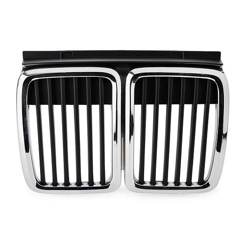 calandre carrosserie bmw s rie 3 e30 pi ces pour bmw. Black Bedroom Furniture Sets. Home Design Ideas