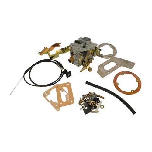 WEBER 32/34 DMTL carburettor kit for BMW E21/E28 1980-83 automatic