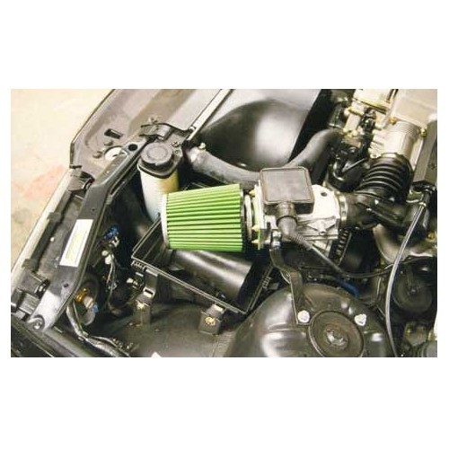 Kit D Admission Directe D Air Green Pour Bmw E36 316i Gt 318is Greenfilterp030 Green Filter P030