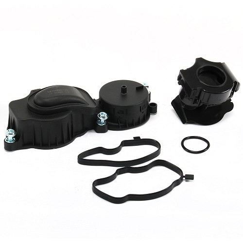 BMW E90 & E91 oil vapor recycling ventilation unit