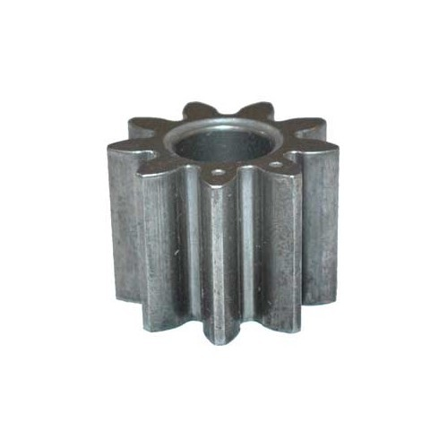 Floating pinion on oil pump for type4 engine