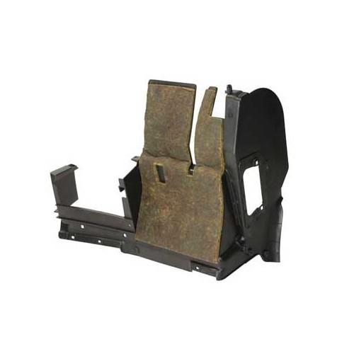 vide poches gauche sous tableau de bord pour corrado. Black Bedroom Furniture Sets. Home Design Ideas