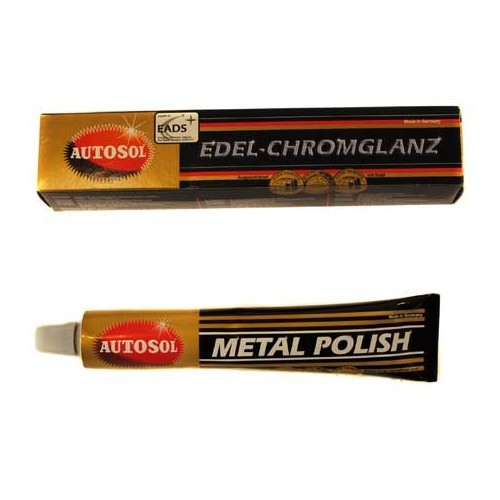 Chrompolitur - chrome maintenance by Autosol