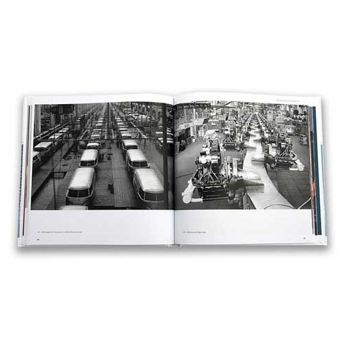 Volkswagen plant photo book, 1948 - 1974