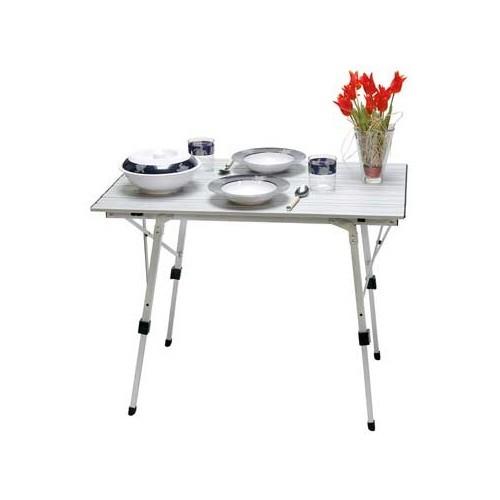 table pliable 2 personnes 90x60 cm pour s jour en