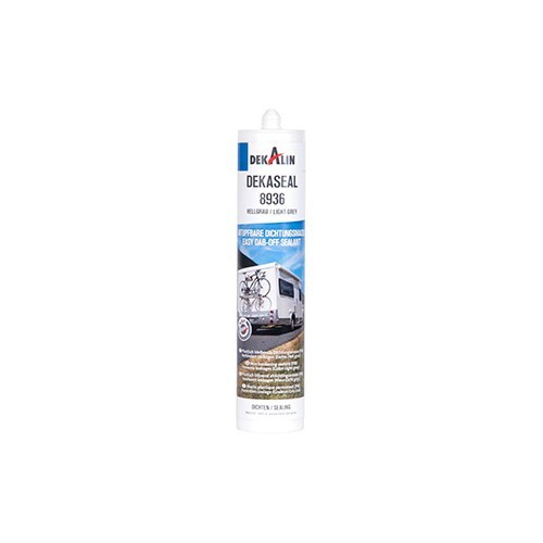 DEKASEAL 8936 PIB sealing compound light grey 310 ml