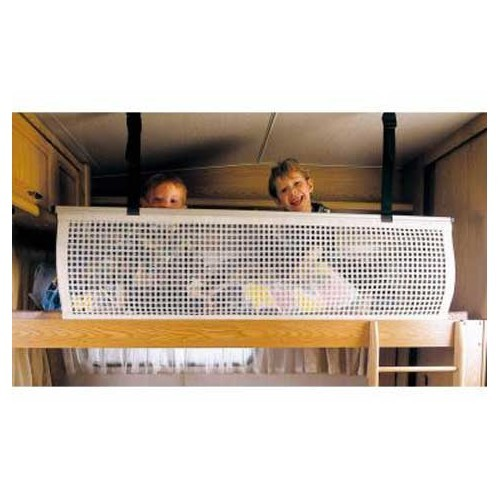 Bed safety net, 150x58 cm