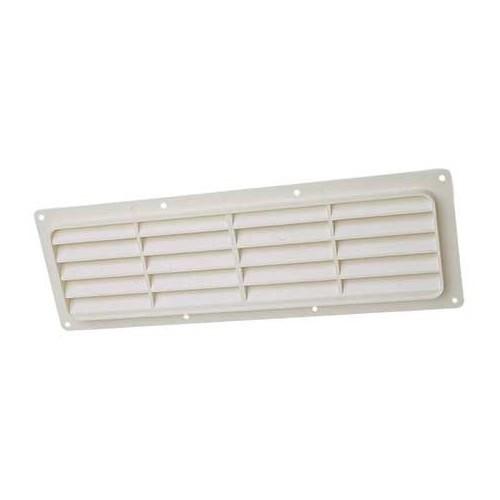 grille a ration plastique blanche 300x80 mm vw combi bay window mecatechnic. Black Bedroom Furniture Sets. Home Design Ideas