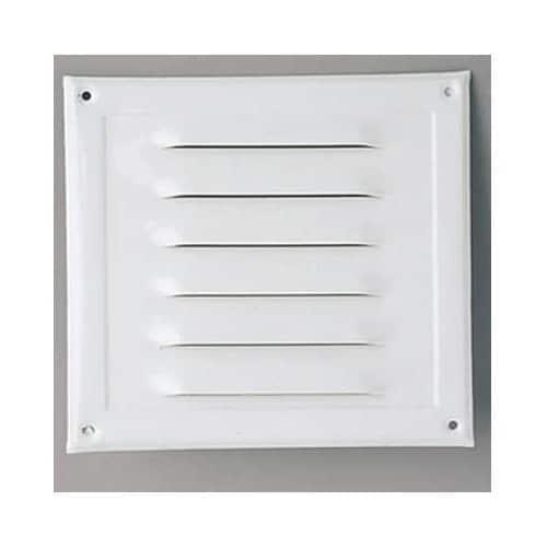 Rejilla ventilaci n 130x120 aluminio lacado blanco vw - Rejillas ventilacion aluminio ...