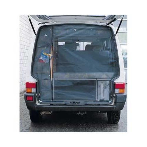 Tailgate mosquito net for VW T4