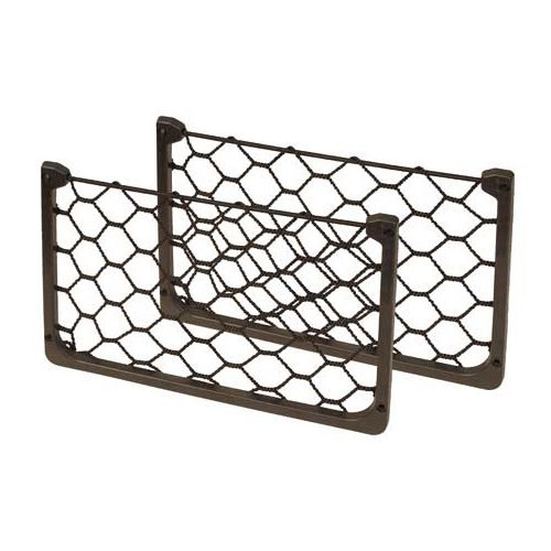 kit de 2 filets de rangement 320x215 mm vw mecatechnic. Black Bedroom Furniture Sets. Home Design Ideas