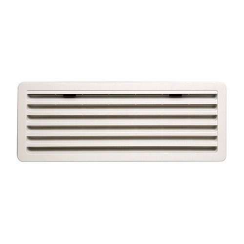 Grille THETFORD PM Blanc 249 - 480x185 mm