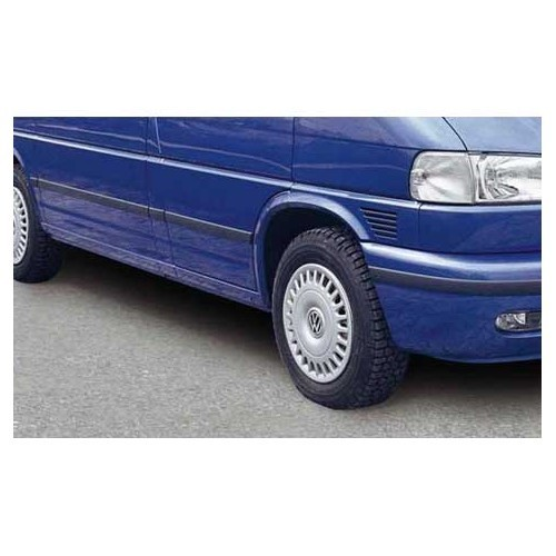 Side protection kit for VW T4 short