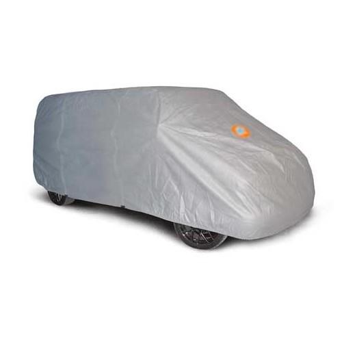 Housse de protection intérieur   extérieur pour VW Transporter T4 T5   T6  avec châssis long - Roadloisirs.com 68180309aa97