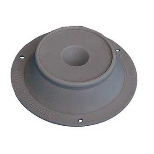 4 pointed pole base cups, diam: 115 mm