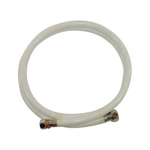 Tuyau flexible de douche plastique 1 5 m f 12x17 f 15x21 - Flexible douche plastique ...