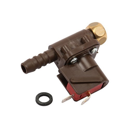 "1 bar automatic contactor + check valve 3/8"" connector"
