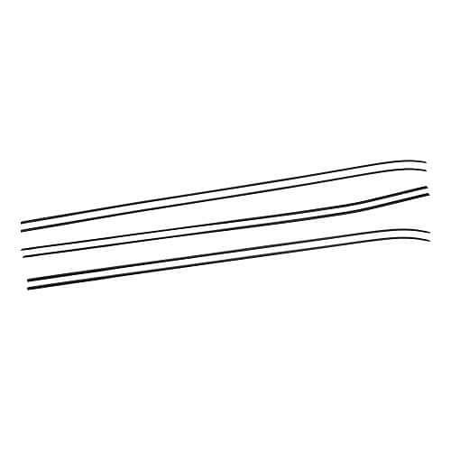 baguettes de carrosserie carrosserie vw golf 1 pi ces pour golf 1 mecatechnic. Black Bedroom Furniture Sets. Home Design Ideas