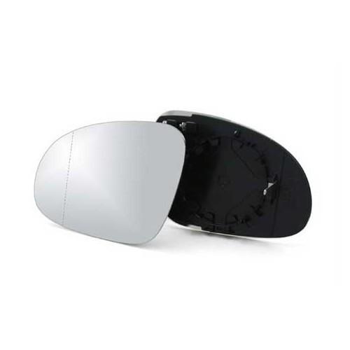 glace de r troviseur c t conducteur pour golf 5 1k0857521k 1k0 857 521k vw mecatechnic. Black Bedroom Furniture Sets. Home Design Ideas