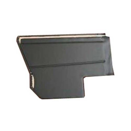 panneaux arri re noir pour golf 1 cabriolet avec enrouleur 2 pi ces vw mecatechnic. Black Bedroom Furniture Sets. Home Design Ideas