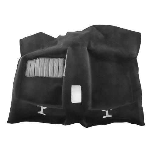 D coration moquette tapis voiture 33 moquette pas for Moquette murale prix