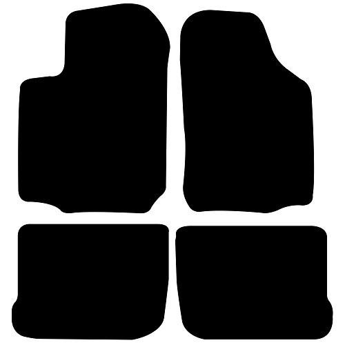 tapis pour vw new beetle coup noir mecatechnic. Black Bedroom Furniture Sets. Home Design Ideas