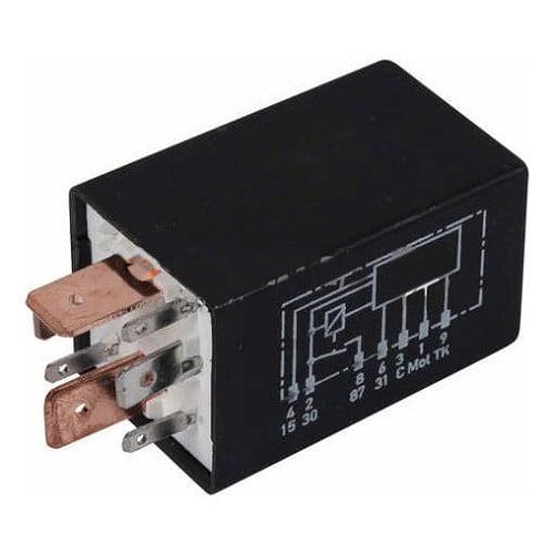 relais 409 de pompe carburant pour golf 4 1j0906383c 1j0 906 383 c vw mecatechnic. Black Bedroom Furniture Sets. Home Design Ideas