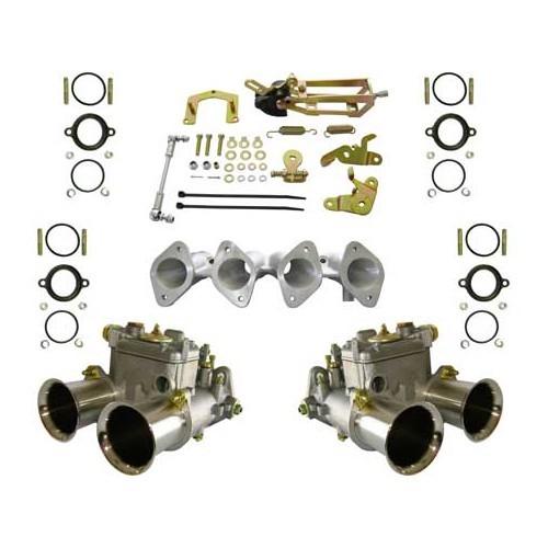 Carburetor Weber 40/45 DCOE VW Golf 1 - Mecatechnic