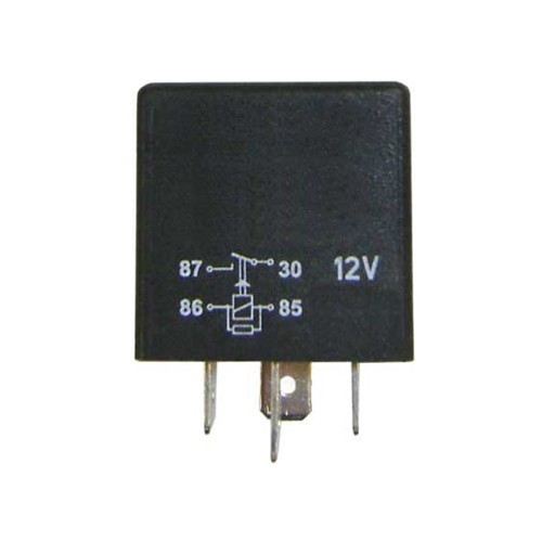 electric fuel pump relay for golf 2 gti 357906381 357 906. Black Bedroom Furniture Sets. Home Design Ideas