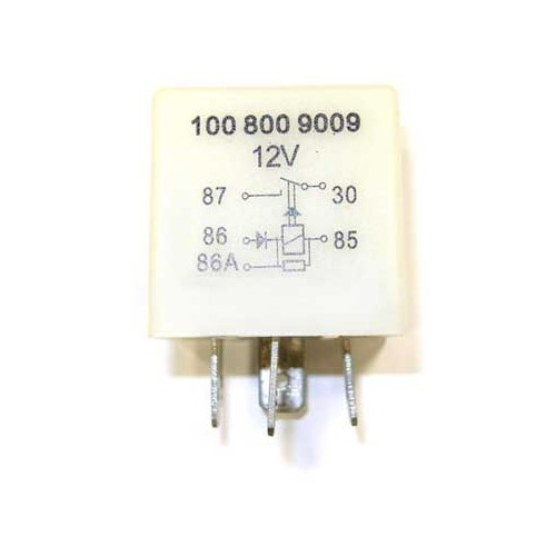 Relay VW Polo 6N - Mecatechnic