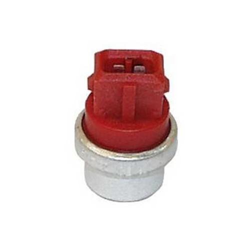 Red 2-pin coolant temperature sensor, 55/ 65°C 251 919 369 B