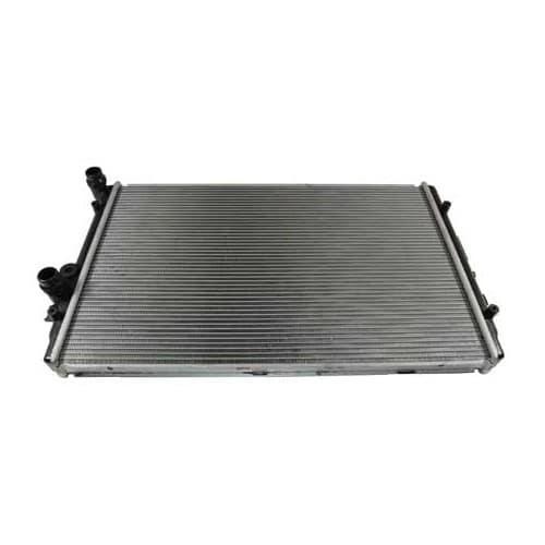 radiateur d 39 eau moteur 650 mm pour golf 4 et bora 1j0121253ac 1j0 121 253 ac vw mecatechnic. Black Bedroom Furniture Sets. Home Design Ideas