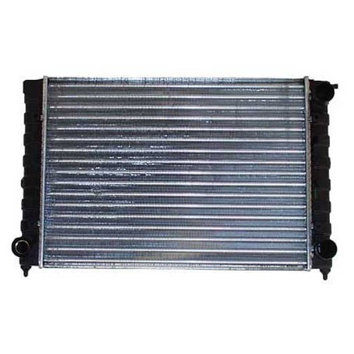 radiateur d 39 eau moteur 430 mm 191121253k 191 121 253 k vw golf mecatechnic. Black Bedroom Furniture Sets. Home Design Ideas