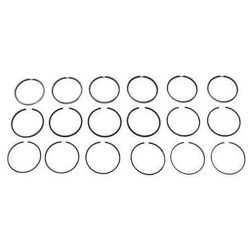 juego de segmentos lado original di u00e1metro 81 mm para golf