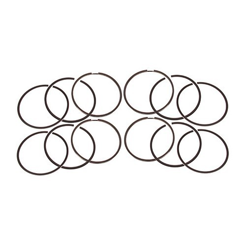 Piston Rings Vw Golf 3