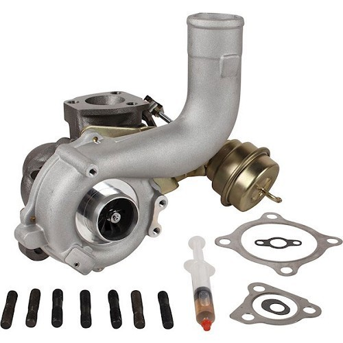 Turbocharger and accessories VW Golf 4 - Mecatechnic