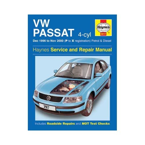 Passat Vw Repair Manual Automobile Library Mecatechnic