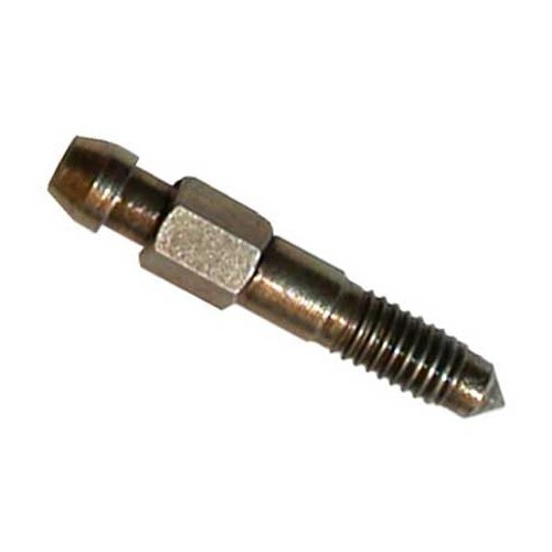 1 Bleed screw 6 mm for wheel cylinder