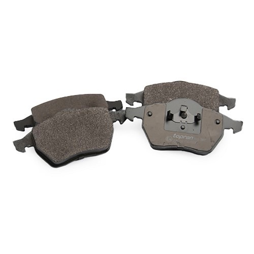 plaquettes avant type origine frein vw golf 4 pi ces pour golf 4 mecatechnic. Black Bedroom Furniture Sets. Home Design Ideas