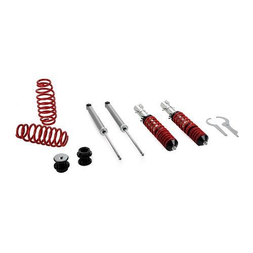 kit combin s filet s suspension vw golf 4 pi ces pour golf 4 mecatechnic. Black Bedroom Furniture Sets. Home Design Ideas