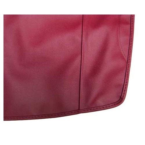 capote vinyle rouge bordeaux pour golf 1 cabriolet vw. Black Bedroom Furniture Sets. Home Design Ideas