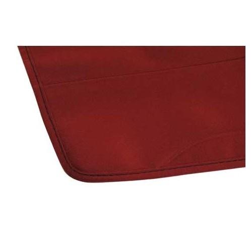 capote alpaga bordeaux pour golf 1 cabriolet vw mecatechnic. Black Bedroom Furniture Sets. Home Design Ideas