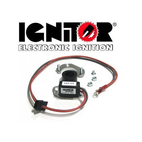 Kit IGNITOR Pertronix para 911 con caja BHKZ (Capacitive Discharge Box)