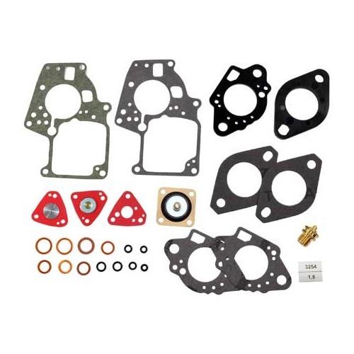 carburettor seals for solex 32 seia for renault 5 gtl