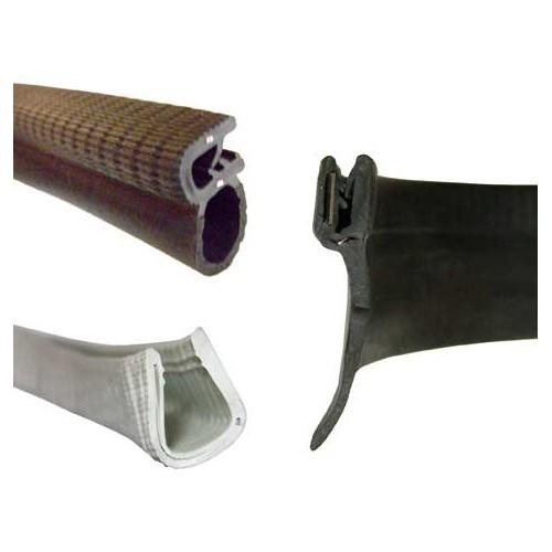 Joints westfalia vw combi bay window pi ces pour combi t2 bay mecatechnic - Joints d etancheite de bas de paroi fixe ...
