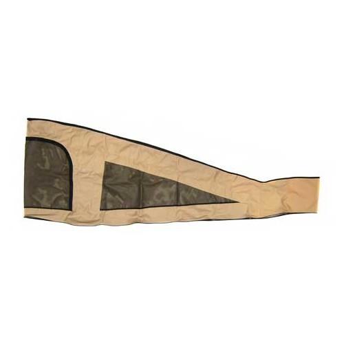 toile de toit orange 3 fen tres pour combi westfalia 68 72 231069708 231 069 708 vw bay. Black Bedroom Furniture Sets. Home Design Ideas