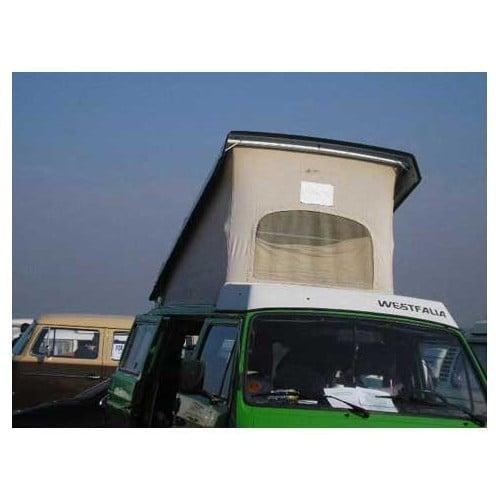toile de toit grise westfalia pour vw transporter 84 92 t25 t3 mecatechnic. Black Bedroom Furniture Sets. Home Design Ideas