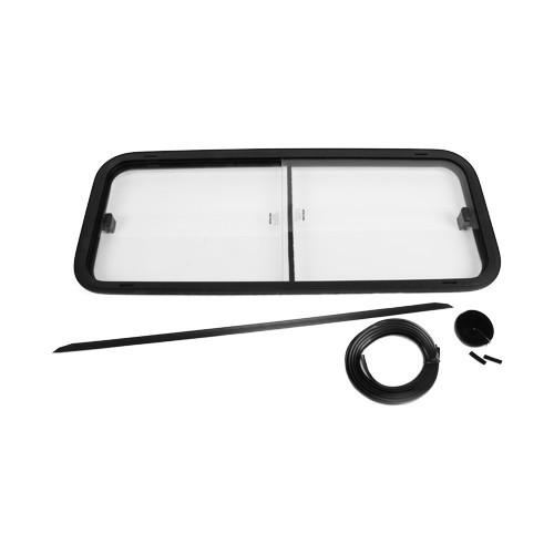 baies coulissantes vitrage vw transporter t5 pi ces. Black Bedroom Furniture Sets. Home Design Ideas